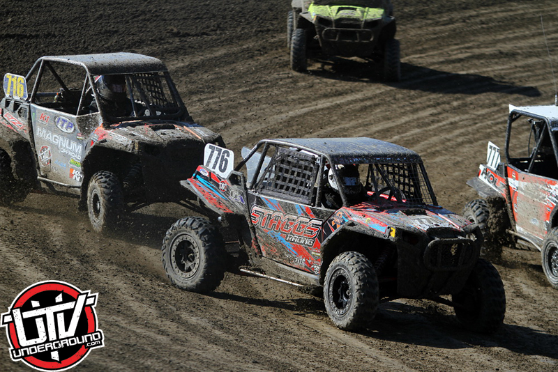 Jerry Fast of Staggs Racing pilots his Polaris RZR XP900 to another 1st place win!