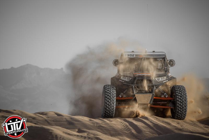 Blue Water Desert Challenge