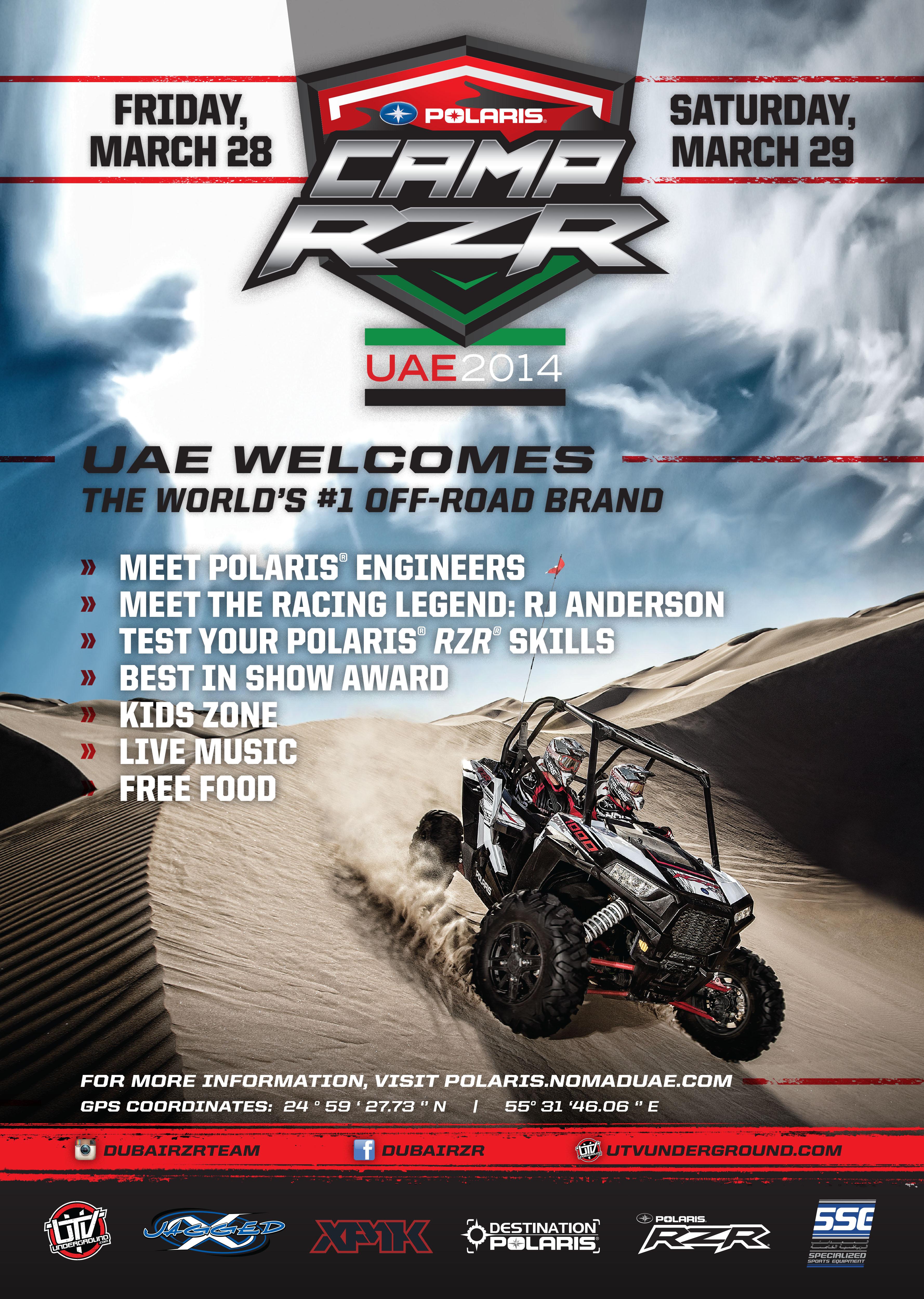 Camp Rzr Dubai Poster copy