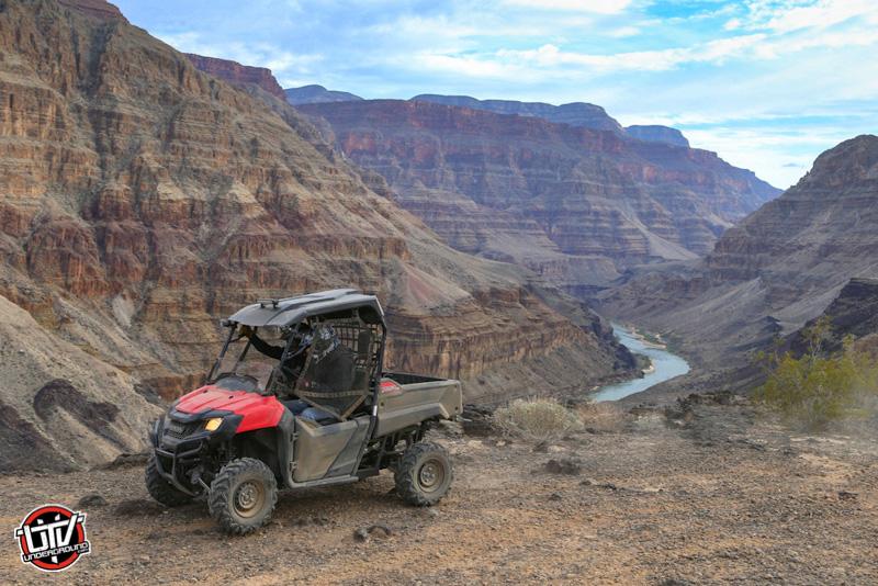 Grand canyon honda adventure from utvunderground