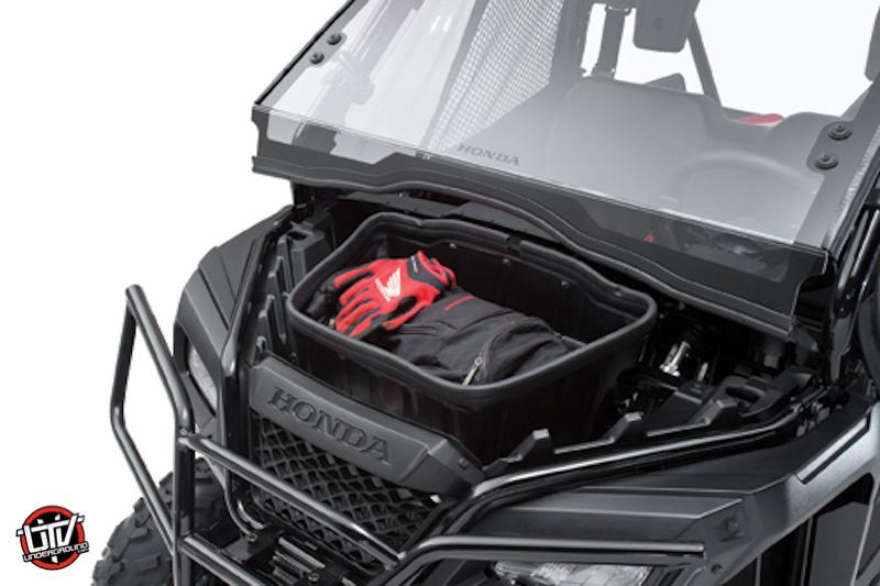 2015 Honda Pioneer 500 Paddle Shift Utv Utvunderground Com022