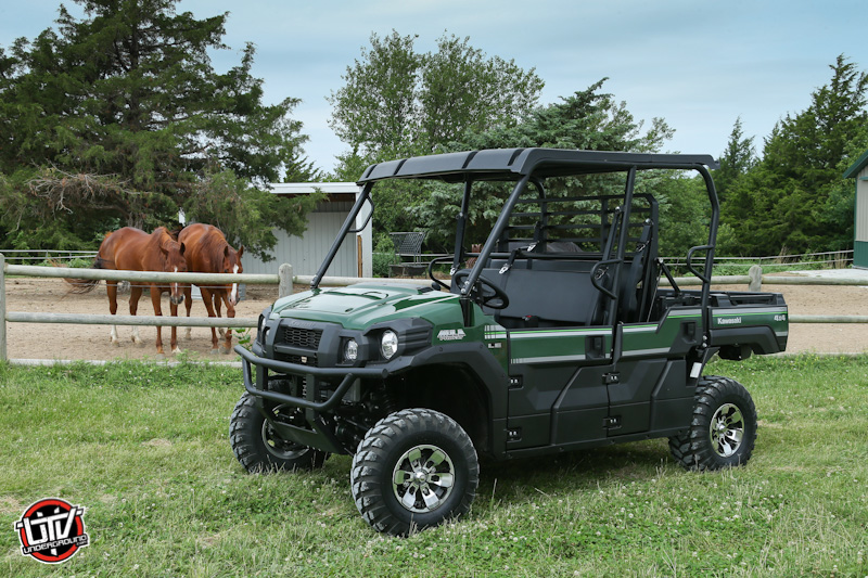 Kawasaki Mule Pro Fxt Green