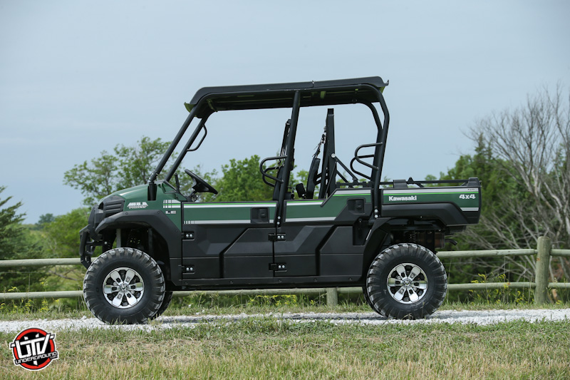 Ground Clearance On Kawasaki Mule A Problems