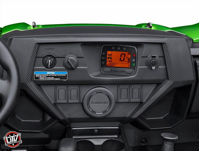 Kawasaki Teryx Le Radio