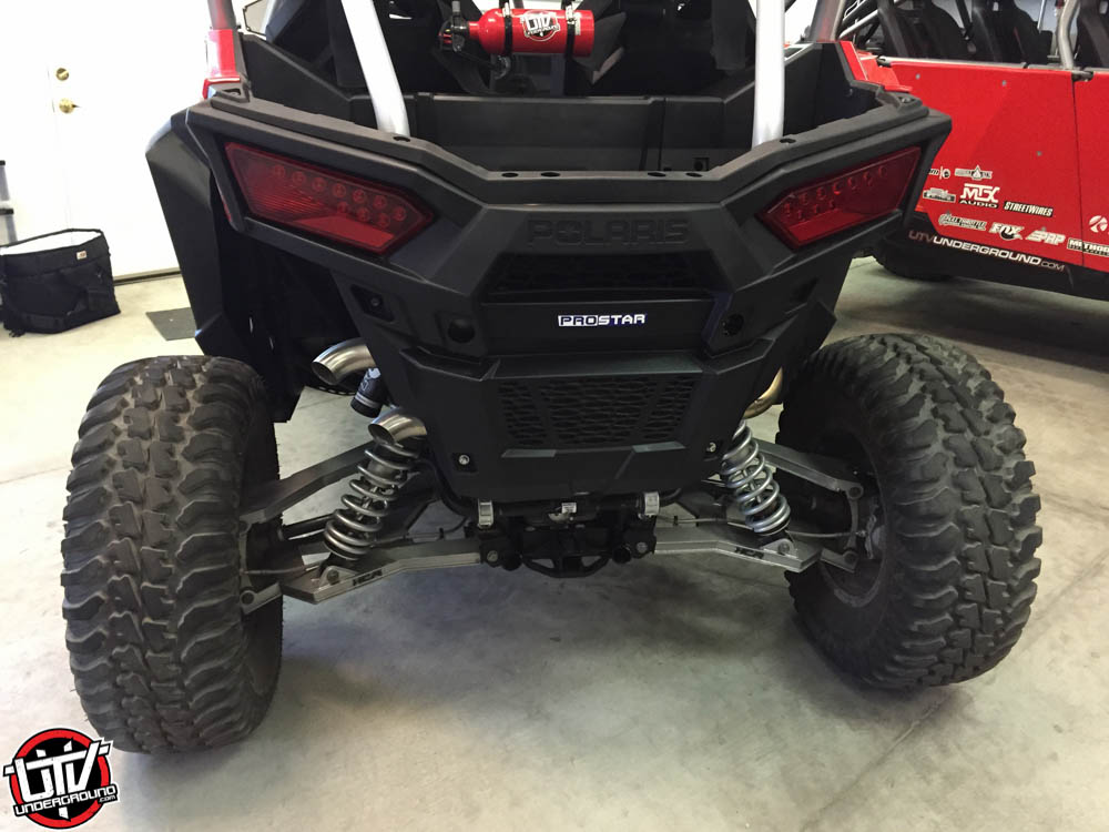 Product Install: Racer Tech RZR 900S Springs from ...