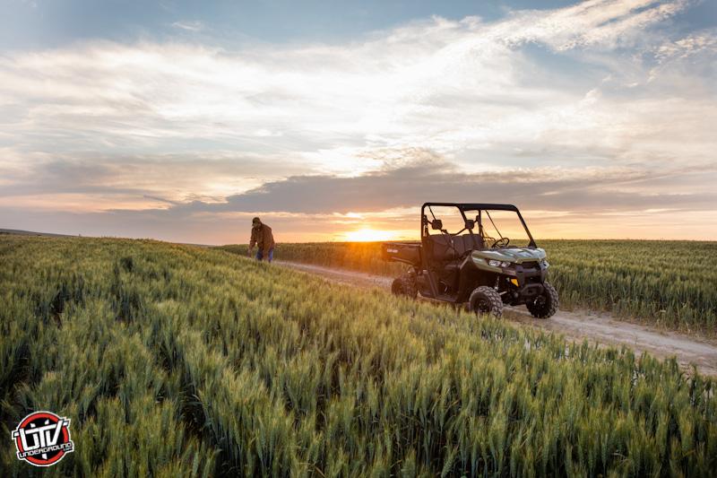 Defender Base Green - Barley field 2-utvunderground