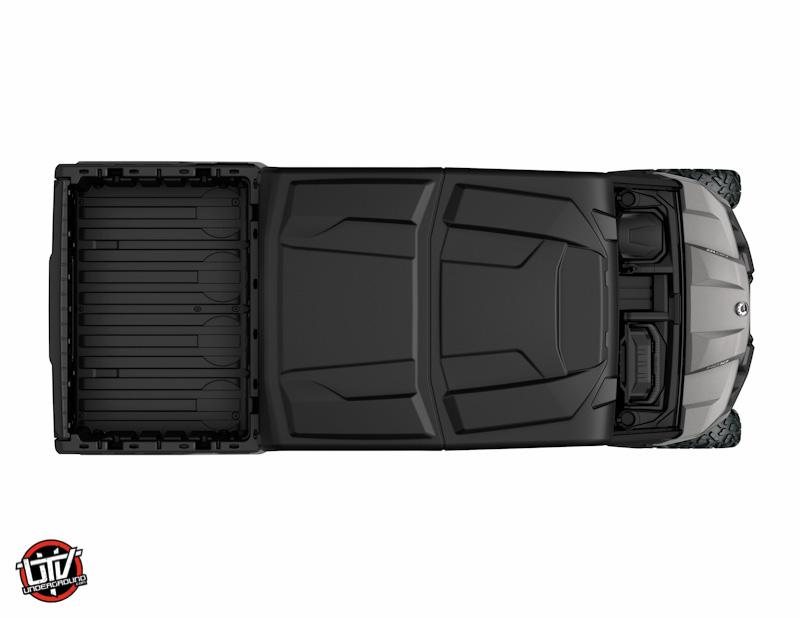 2017 Defender MAX XT HD10 Pure Magnesium Metallic_top-utvunderground.com