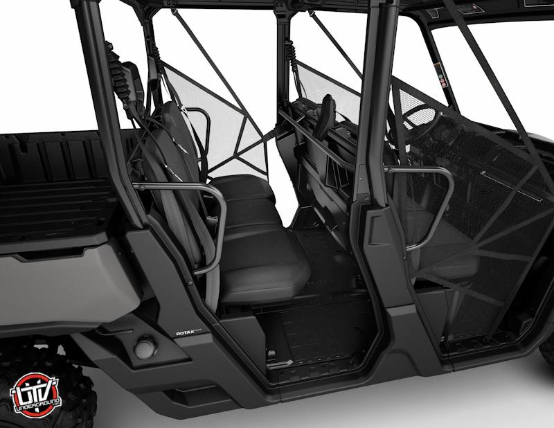 2017 Defender MAX_VERSA-PRO Bench seats-utvunderground.com
