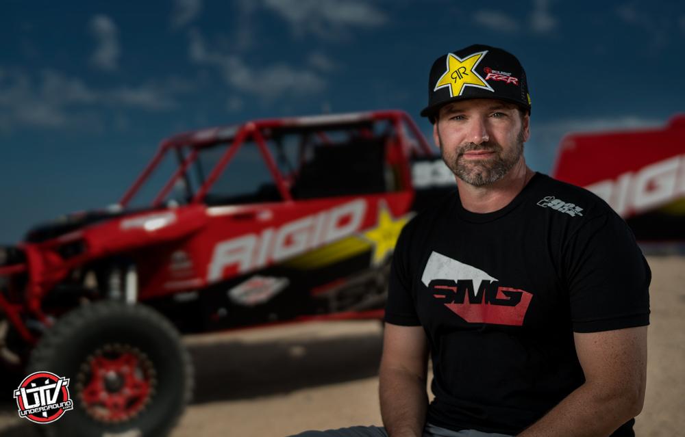 Craig Scanlon Polaris RZR Testing