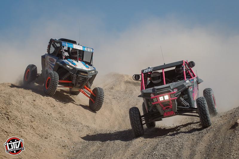 Polaris RZR Parker Bluewater Desert Challenge Day 2 2016