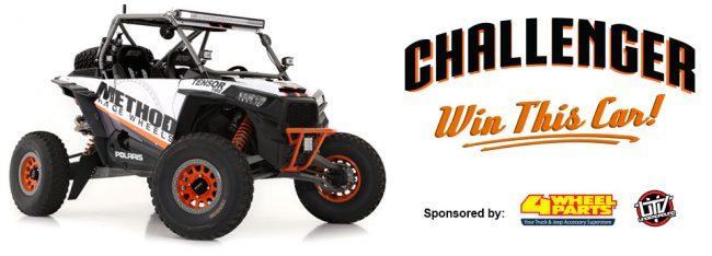 2017 Challenger Giveaway UTVWC
