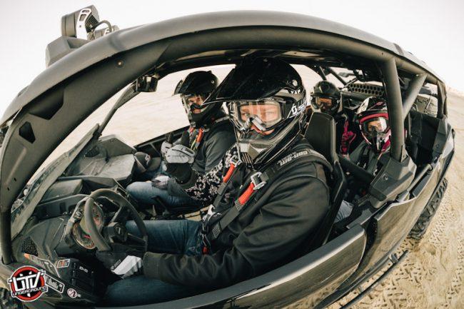 Maverick X3 MAX X ds - Triple Black - Selfie-utvunderground.com