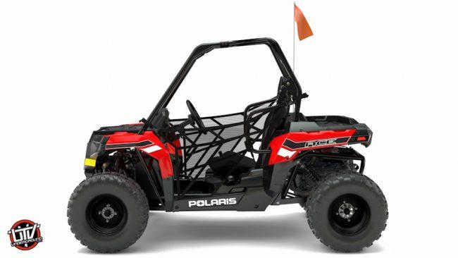 New 2017 Polaris Ace 150 Single Seat Youth Vehicle