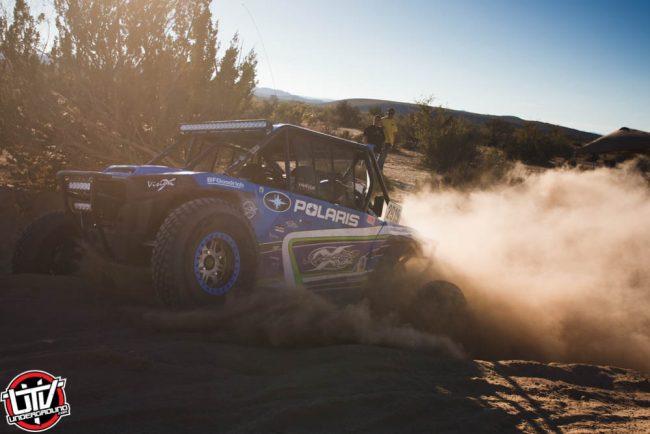 Jagged X Racing at the 2017 Baja 1000