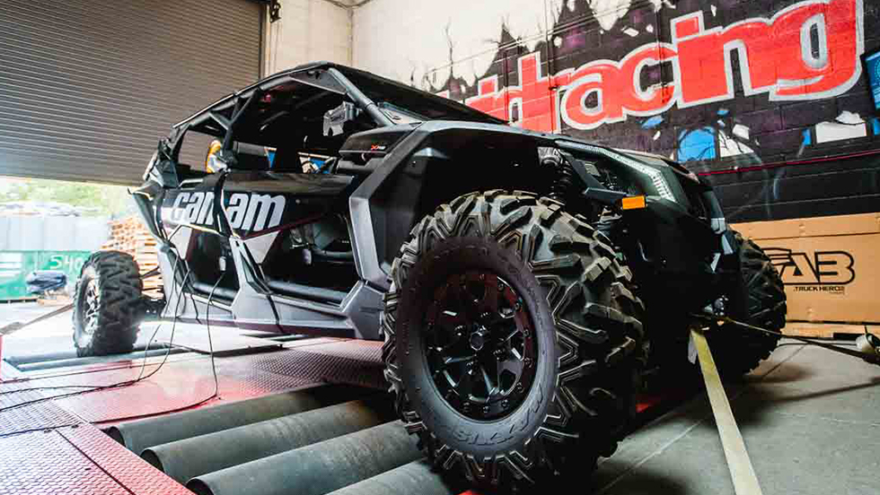 Honda Memorial Day Sale 2017 >> 2018 Can-Am X3 Turbo ECU Tuning with Video   UTVUnderground.com
