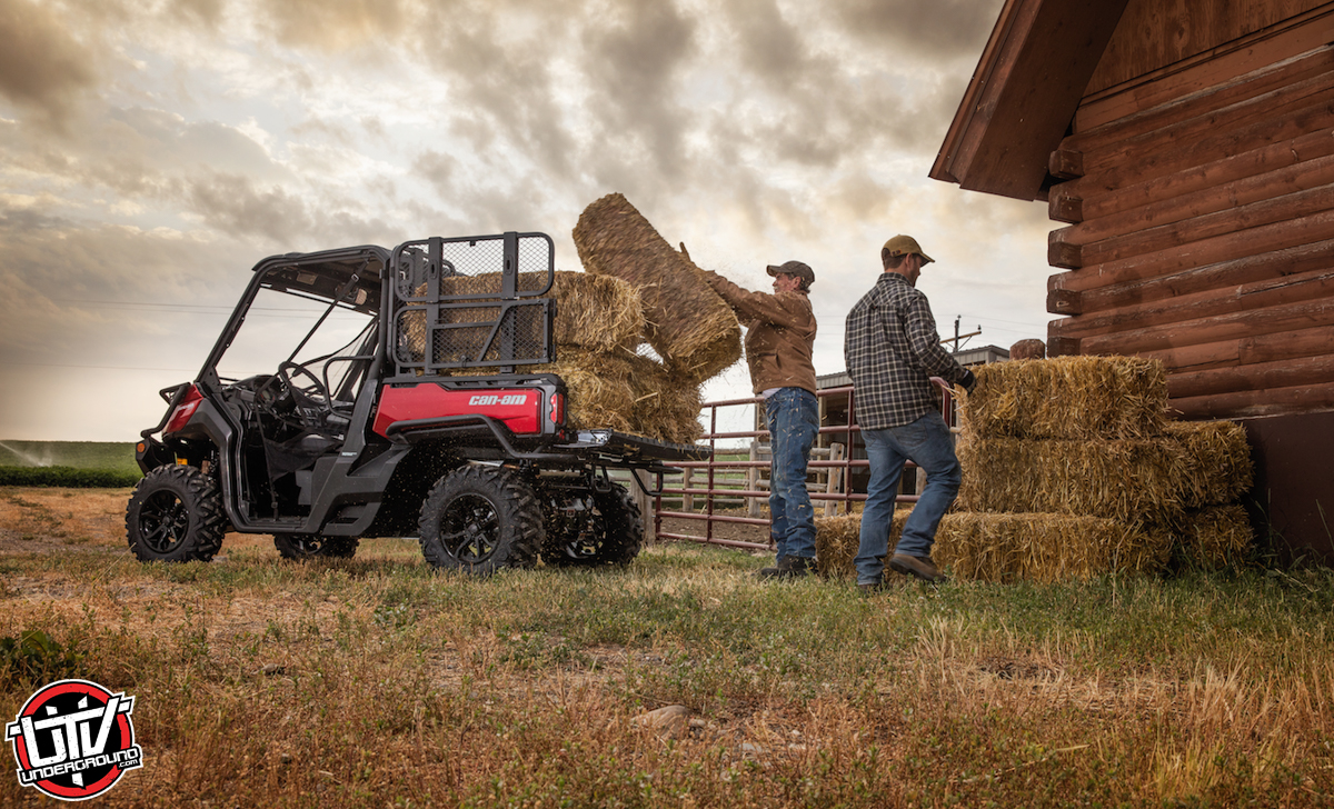 CAN-AM Begins Second Season As Official Off-Road Vehicle Of Luke Bryan Farm Tour