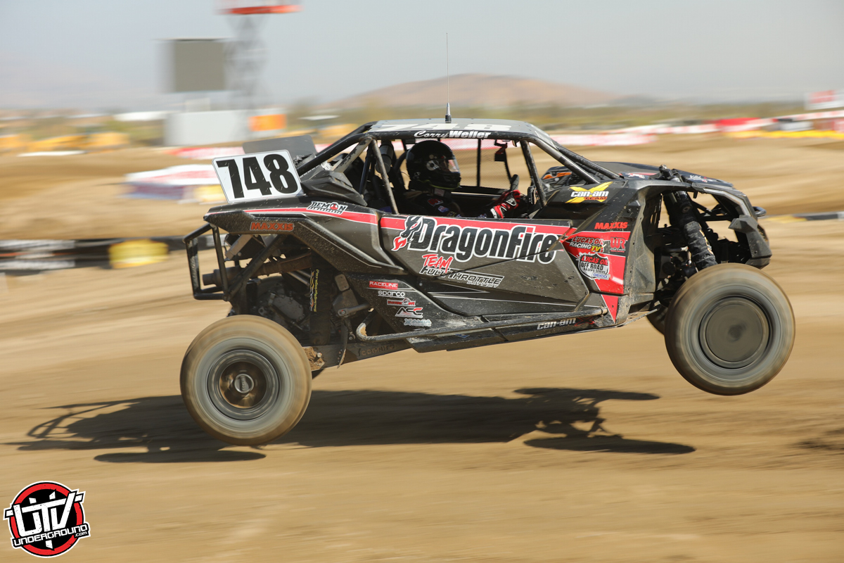 Corry Weller wins Rounds 9 and 10 at Glen Helen