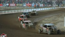 Corry Weller Leading LOORRS Glen Helen Rounds 9 and 10