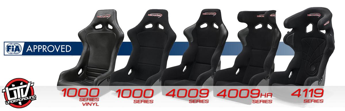 NecksGen Competition Seats