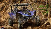 2019 Yamaha YXZ1000R SS Team Yamaha Blue