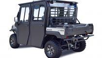 Kawasaki Mule Curtis Steel Cab