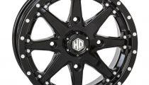 STI HD10 Wheels Gloss Black
