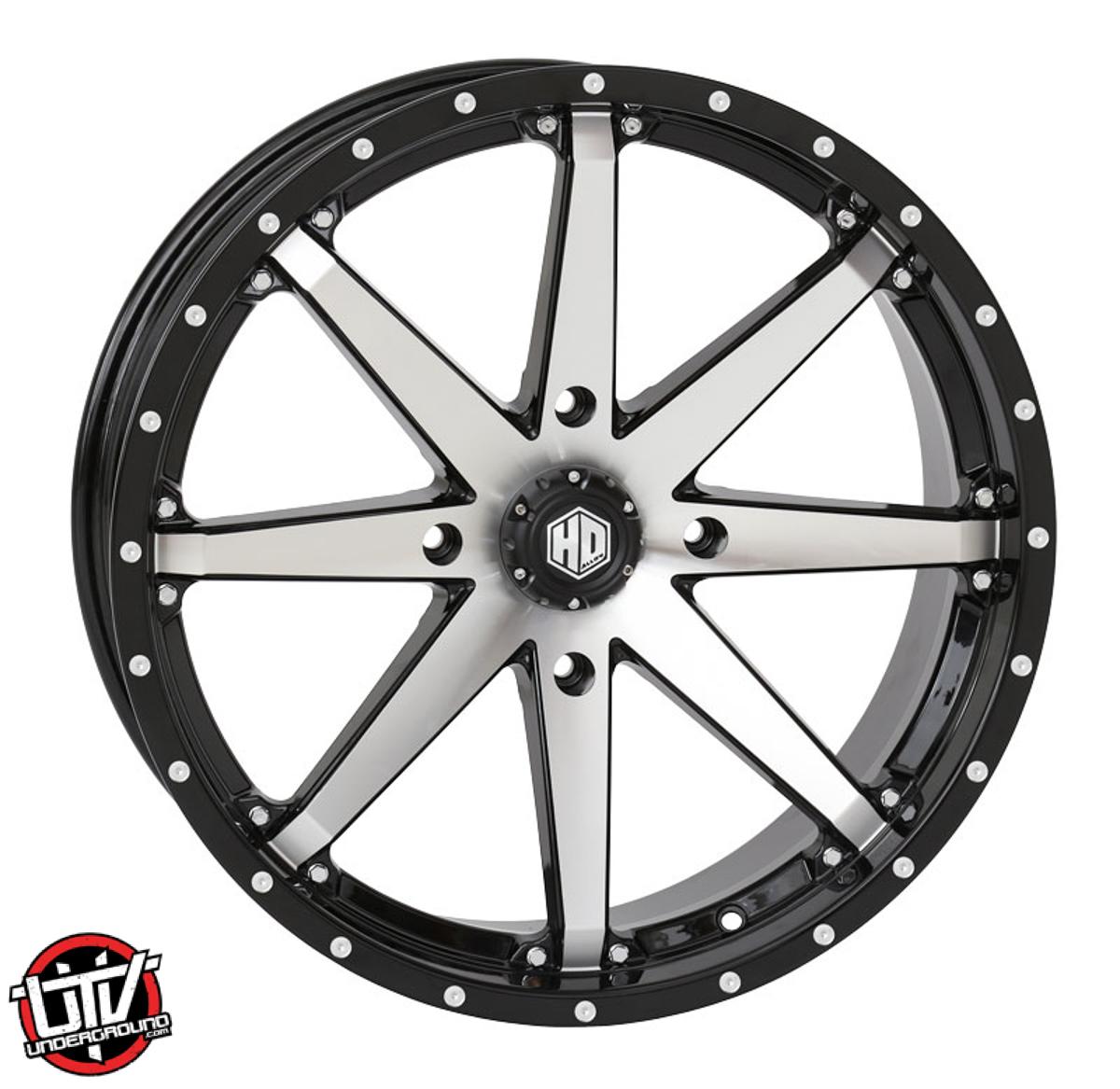 STI HD10 Wheels