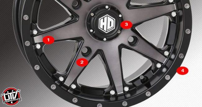 STI Wheels HD10