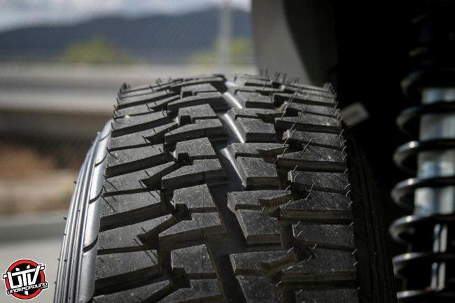 Tensor Tire DSR35