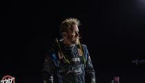 Jagged X Racing driver Matt Parks after battling 270 miles of the 2018 Baja 1000