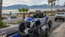 Jagged X Racing Polaris RZR at 2018 Baja 1000