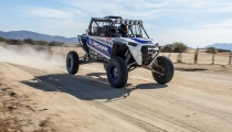 Jagged X Racing Team going full speed at the 2018 Baja 1000