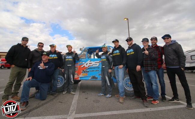 Blurton Repeats As Best In The Desert UTV Production Turbo Class Champion In Can-Am Maverick X3