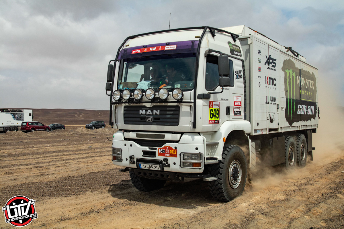 Casey Currie The Dakar 2019 Stage 3