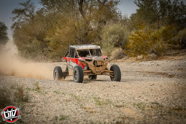 Gmz UTV Winter Nationals Parker 250 presented by Polaris
