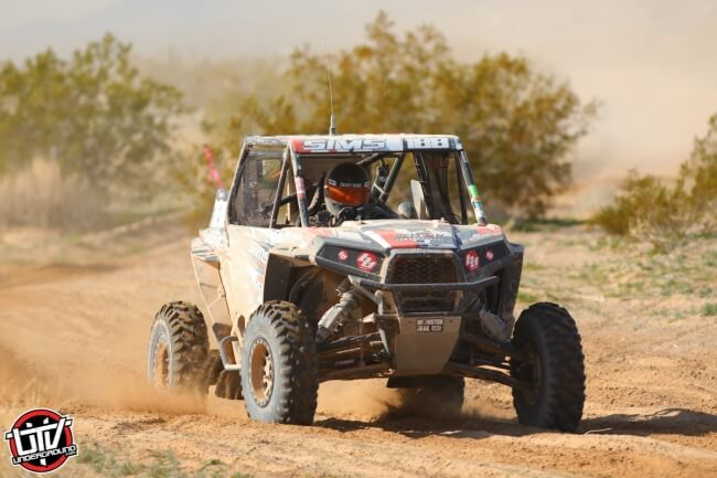 Sims Race Report UTV Winter Nationals