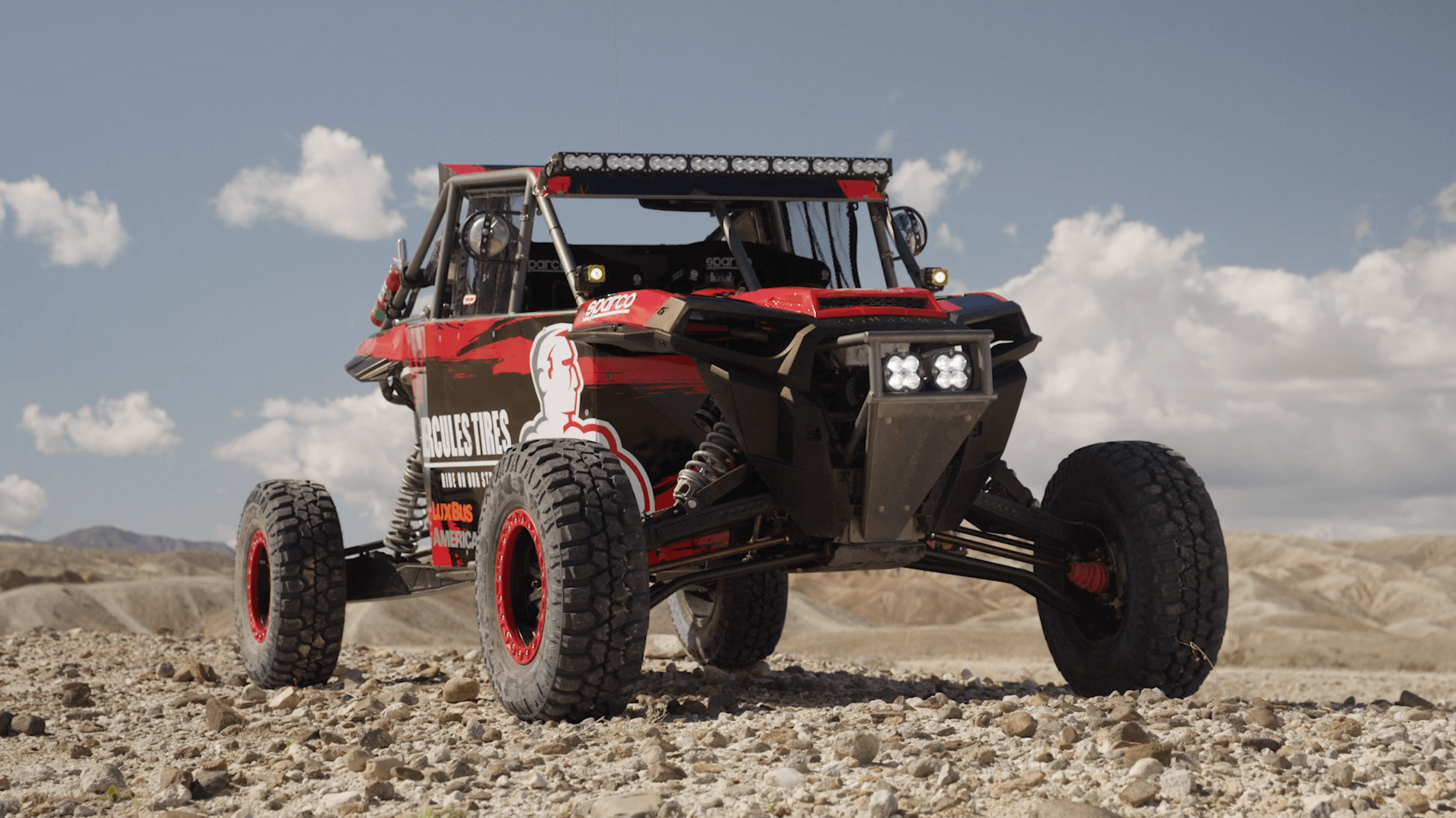 Will Rodgers UTV Racing Debut 2019 Mint 400