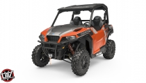 2019 Polaris GENERAL 1000 Eps Deluxe Orange Rust