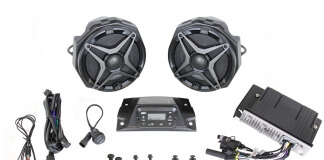 SSV Works OEM Audio Kit for the 2019 Honda Talon 1000R and 1000X