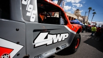 Sara Price 4WheelParts (4WP) sponsored driver at the 2019 Mint 400