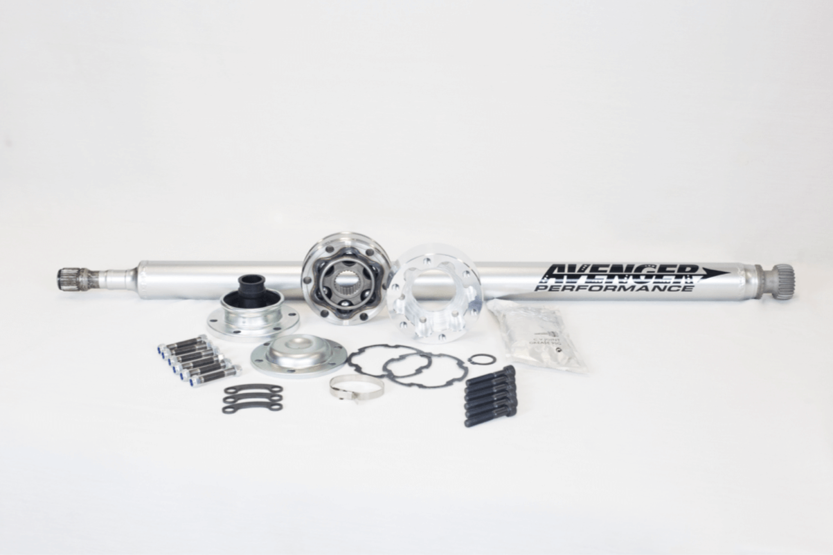 Avenger Motorsports Yahama YXZ 1000R Rear Drive Line