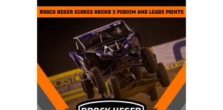 Brock Heger 2019 Lucas Oil Off Road Racing Series Chandler, AZ