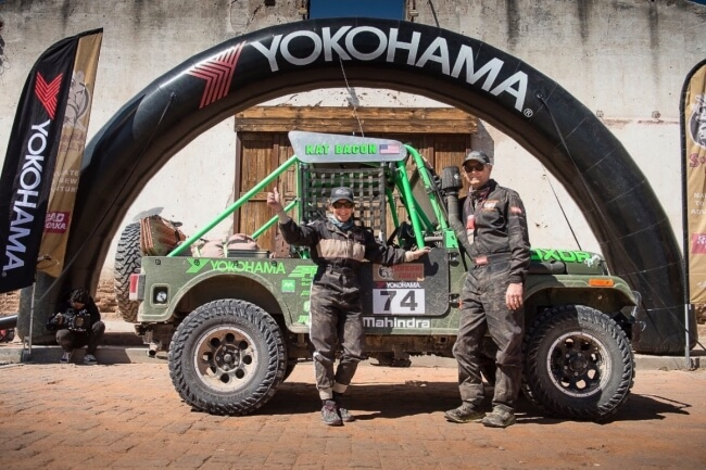 Mahindra Roxor A Fitting Addition To the 2019 NORRA Mexican 1000