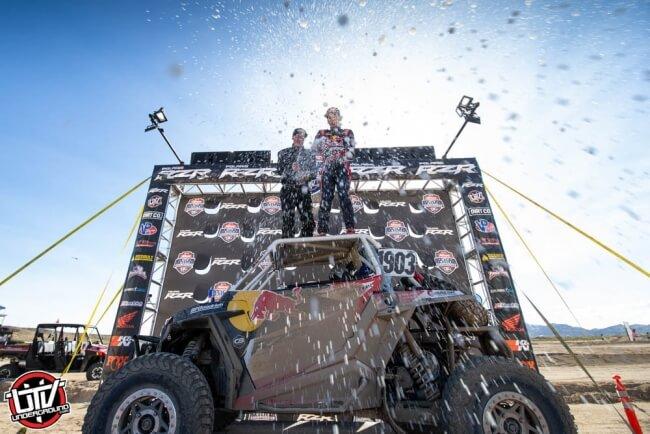 Polaris RZR® Racing Wins at UTV World Championship and SCORE San Felipe 250 Season Opener
