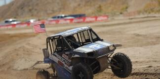 Travis Sallee UTV World Championship Race Report