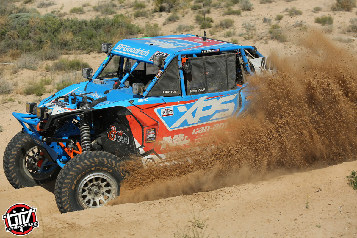 Can-am Maverick X3 Racers Win Bitd Silver State 300