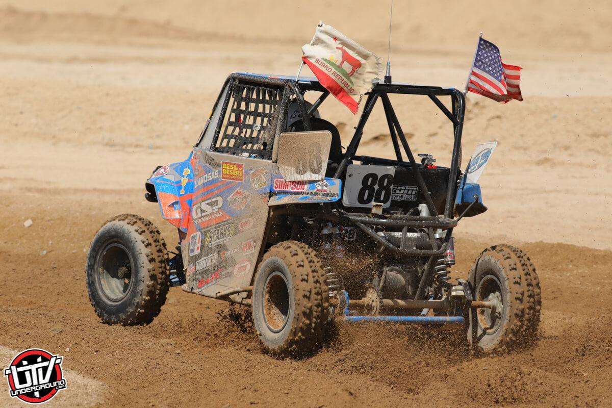 George Llamosas Lucas Oil Regionals Round 2&3 Race Report