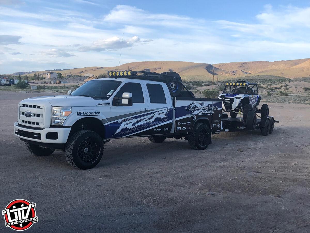 Jagged X 2019 BITD Silverstate 300