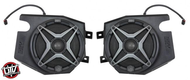 SSV Works Announces New Polaris RZR Kick Panel Pods