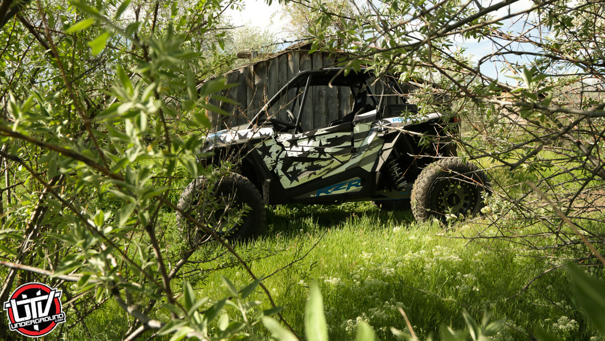Tanner Godfrey Claims UTV World-Record Jump in Polaris RZR® XP Turbo S